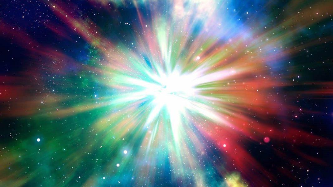 Ingredientes de la vida pudieron formarse poco después del Big Bang