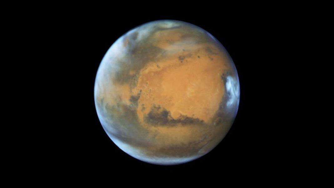 Marte tiene una aurora extraña que nunca hemos visto