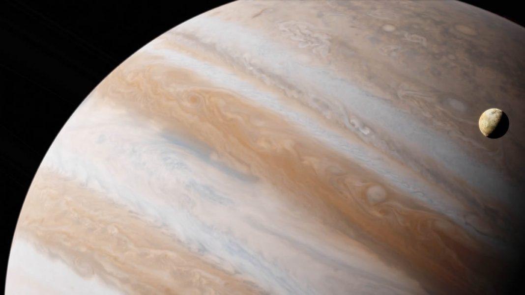 Láser revela revela condiciones extremas dentro de los planetas gigantes del sistema solar