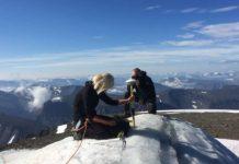 Pico más alto de Suecia se está derritiendo en la ola de calor récord de Europa