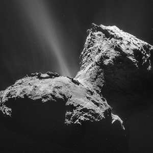 Cometa 67P / Churyumov-Gerasimenko