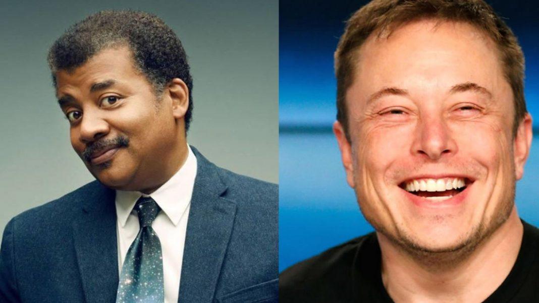 Neil DeGrasse Tyson defiende a Elon Musk, y dice que es «lo mejor que hemos tenido desde Thomas Edison»