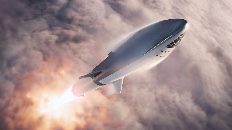 Big Falcon Rocket: La nave que llevará al primer turista a la Luna