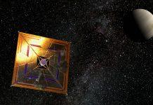 Descubren cómo acelerar una nave espacial al 20 por ciento de la velocidad de la luz