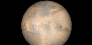 Esta cantidad de radiación recibirán los astronautas que irán a Marte