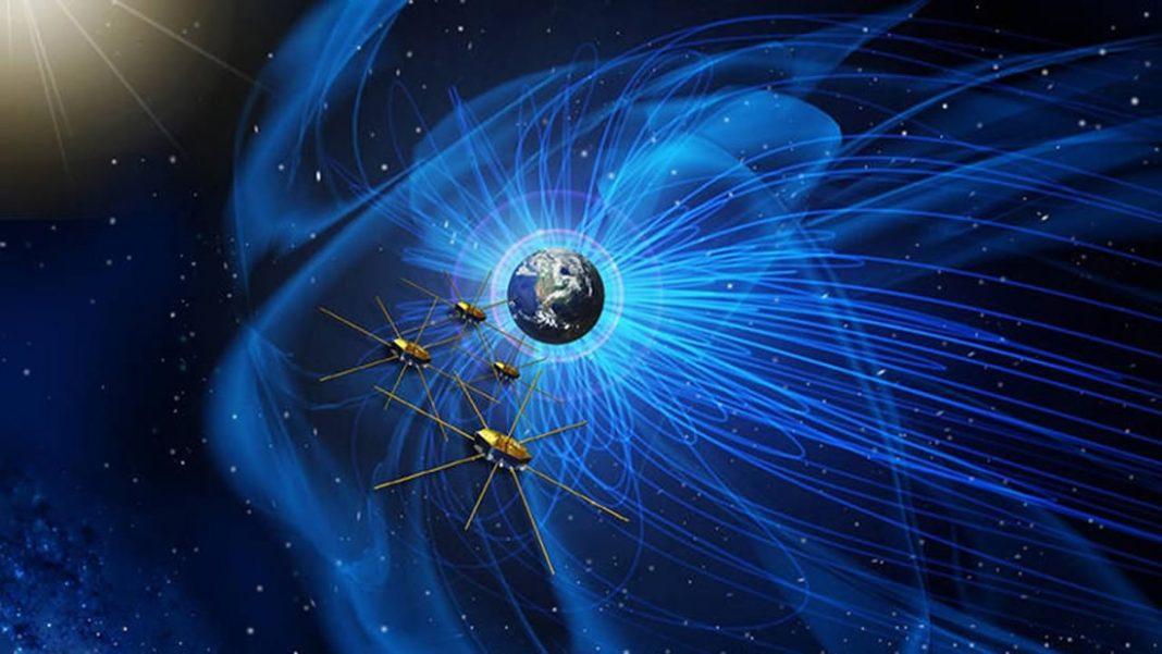 Naves espaciales observan explosiones magnéticas cerca de la Tierra