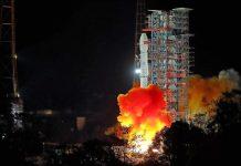 China lanza su misión para aterrizar al otro lado de la luna