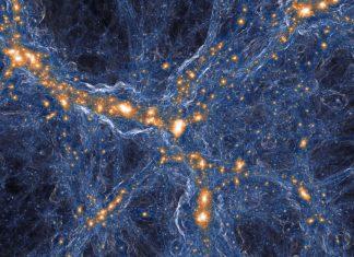Esta rara reliquia cósmica es una de las tres nubes de fósiles conocidas en el universo