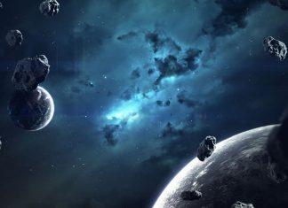 Estudio sugiere que es muy probable que la vida llegue en asteroides