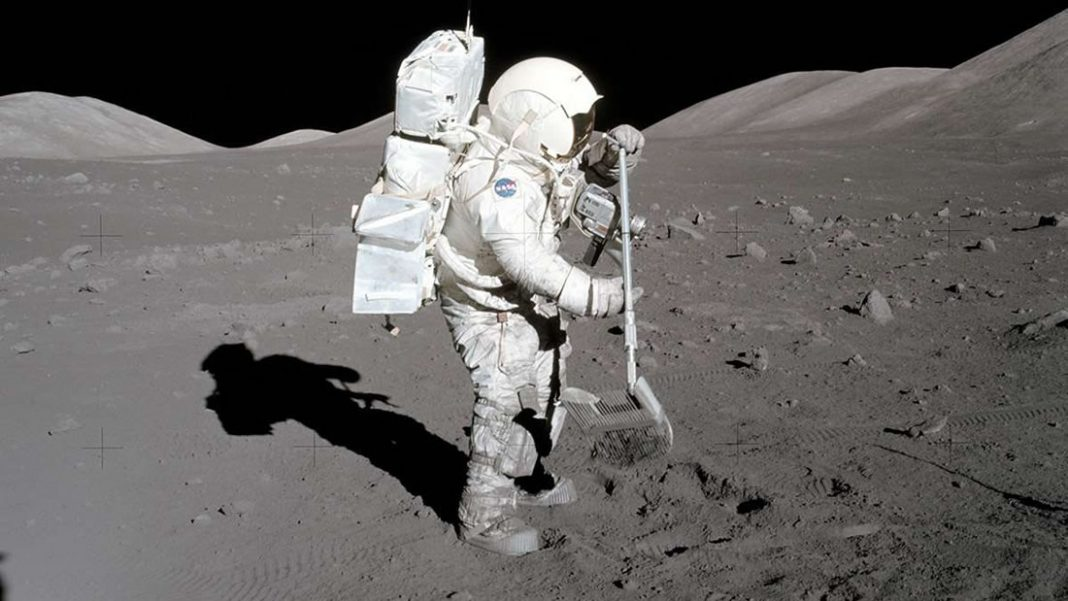 Vivir en la Luna podría matarte: polvo lunar podría causar cáncer de pulmón