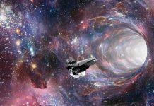 Agujeros negros giratorios podrían ser portales para naves espaciales hipersónicas