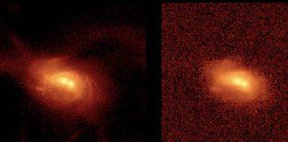 Las fusiones galácticas «perdidas» salen a la luz con una nueva técnica