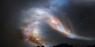 Ahora sabemos cuándo nuestra Vía Láctea se estrellará con la galaxia de Andrómeda