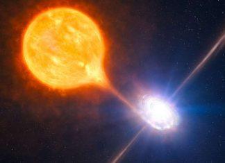 Andrómeda posee una estrella que explota cada año