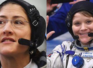 Dos mujeres astronautas realizarán una caminata espacial juntas por primera vez en la historia