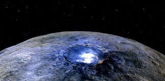El planeta enano Ceres tuvo agua bajo la superficie durante millones de años