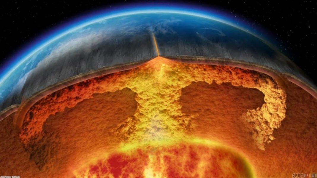 Hallan montañas y llanuras a 660 kilómetros de profundidad bajo la corteza terrestre