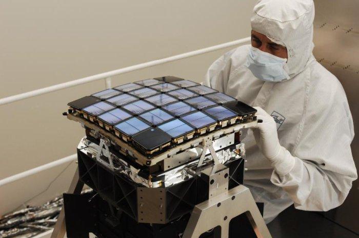 Esta es la última vista completa que la nave espacial Kepler vio antes de apagarse para siempre