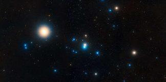 Uno de los cúmulos estelares más famosos del cielo se está rompiendo