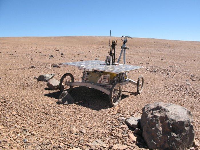 Hallazgo de raras bacterias en desierto chileno puede impulsar la búsqueda de vida extraterrestre