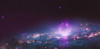 Astrónomos han encontrado «superburbujas» en otra galaxia que funcionan como un acelerador de partículas