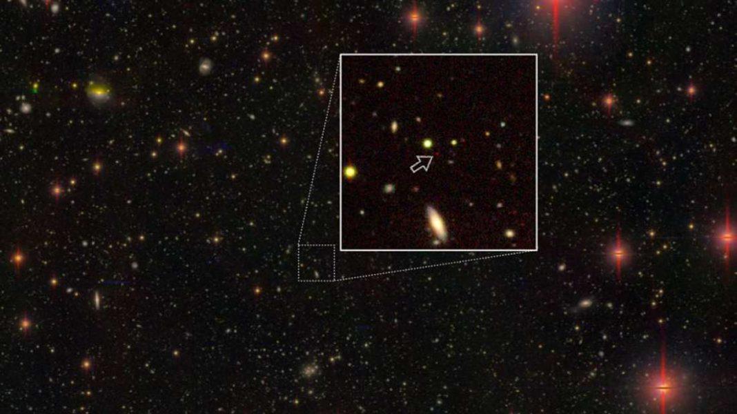 Hallan 83 nuevos agujeros negros supermasivos en el universo temprano