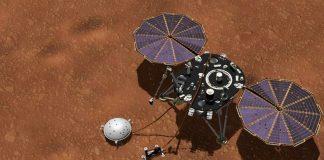 InSight comienza a excavar en Marte, pero se topa con algunos obstáculos