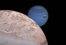 La NASA quiere ir a Tritón, la luna más grande de Neptuno