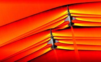 NASA captura imágenes sin precedentes de ondas de choque supersónicas