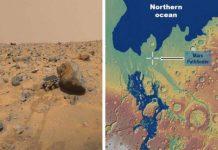 Nave espacial de NASA podría haber explorado un lago marciano hace 20 años