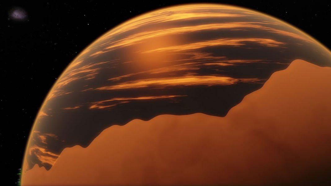 Cinco planetas revelados después de 20 años de observación
