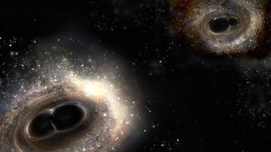 Dos colisiones de agujeros negros fueron detectadas en una sola semana