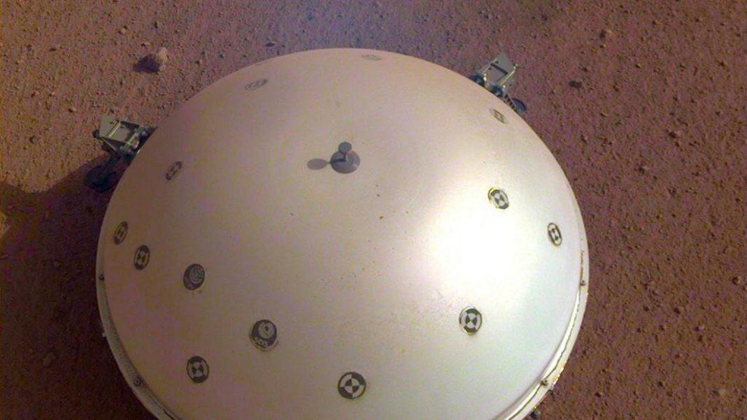 Marsquake: el primer temblor detectado en Marte