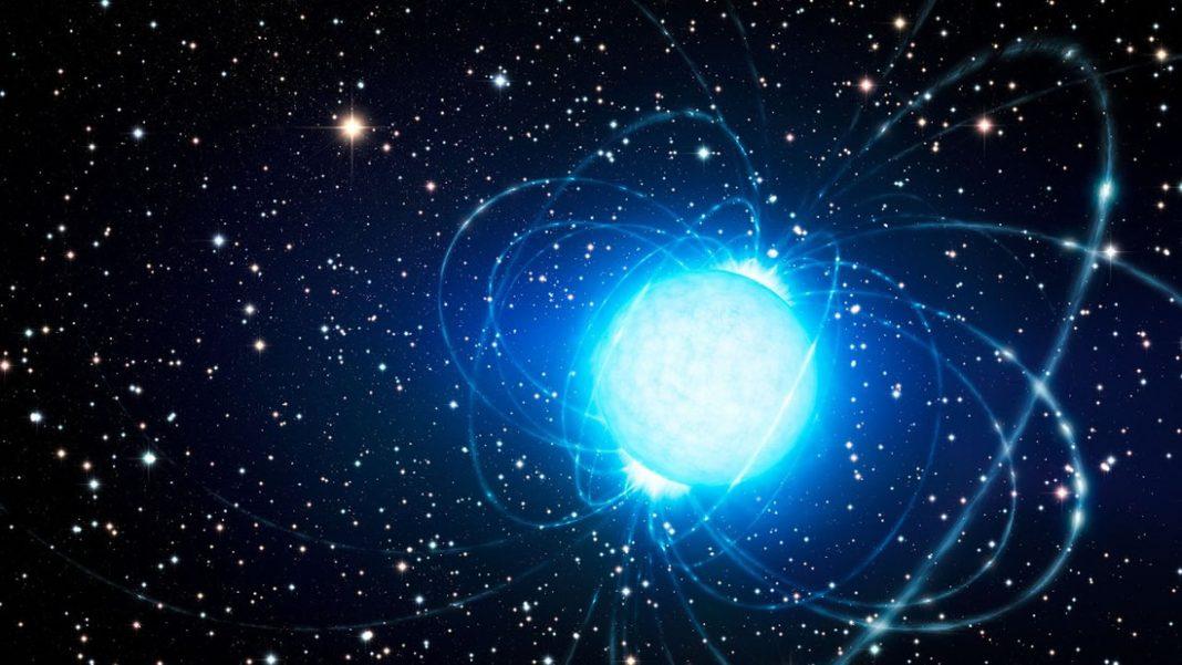 Observan un magnetar formándose a 6.500 millones de años de luz