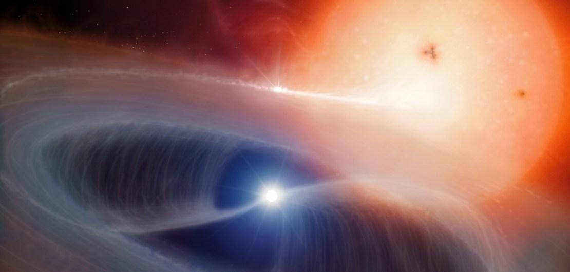 El sistema estelar AG Draconis está mostrando un comportamiento inusual