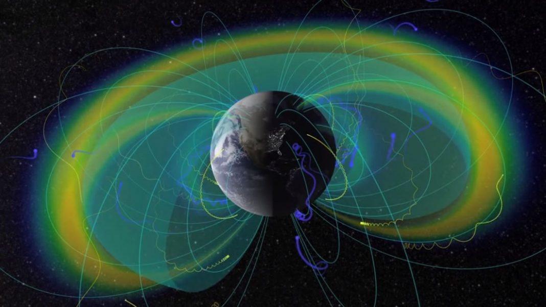 ¿Cómo funciona el campo magnético de la Tierra?