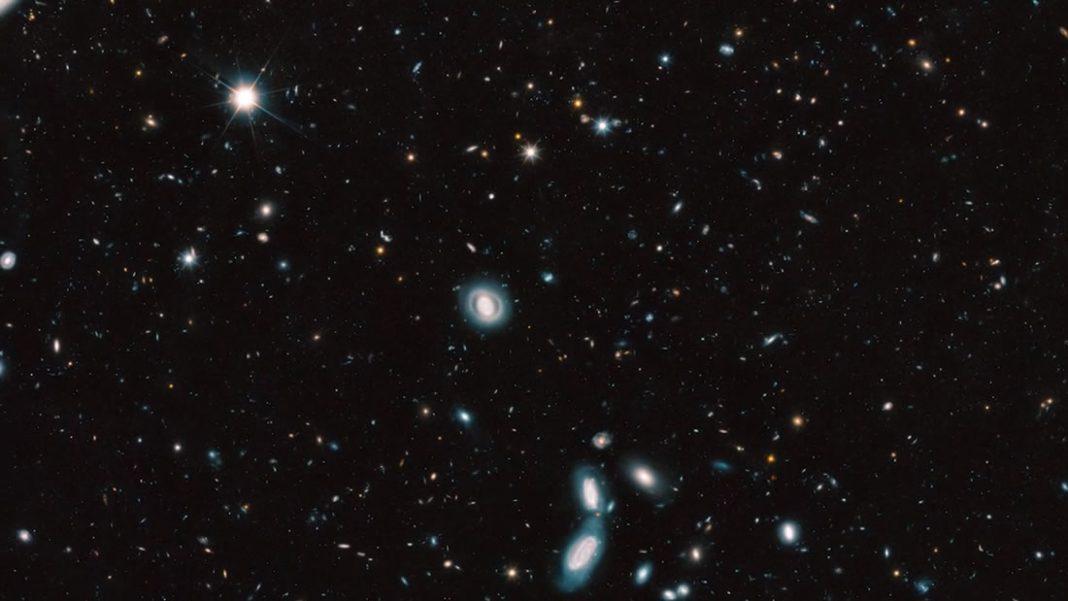 El tiempo y el espacio, como nunca antes se han visto