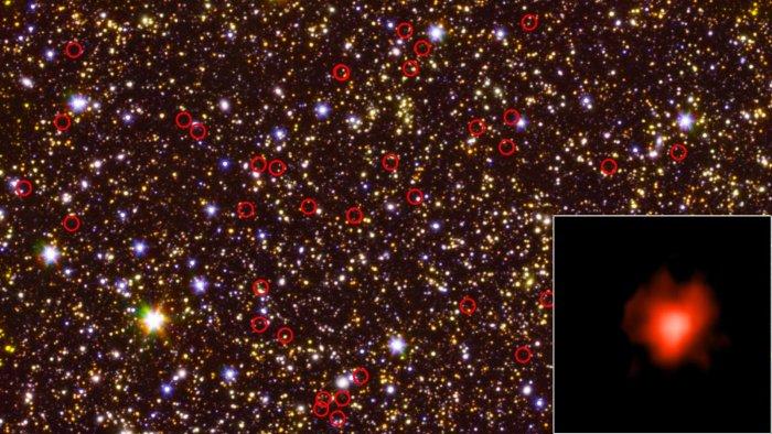 Misterio cósmico resuelto: galaxias extrañamente brillantes del universo temprano