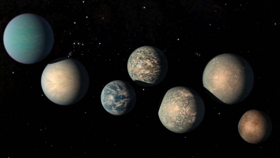 Hallan dieciocho exoplanetas terrestres
