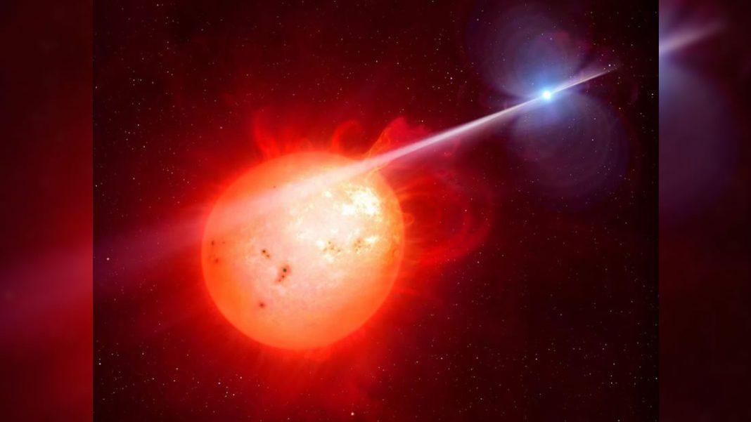 ¿Por qué dos estrellas en nuestra galaxia actúan repentinamente de manera muy extraña?