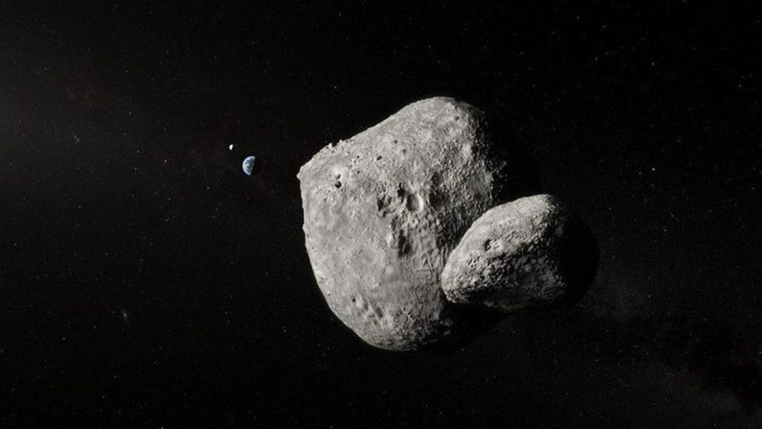 Captan fotografía del asteroide doble que pasó cerca de la Tierra