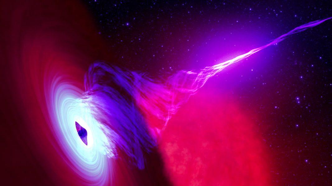 Nueva investigación revela que los agujeros negros pueden morir