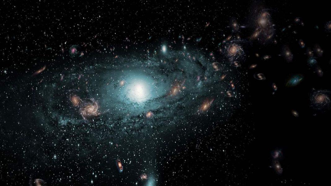 Vivimos en los restos de una colisión galáctica épica, dice estudio