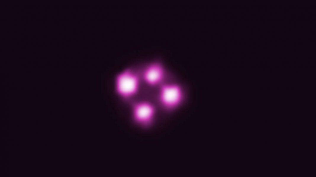 Descubren un agujero negro supermasivo que gira casi a la velocidad de la luz
