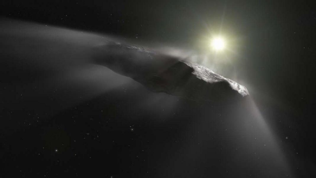El objeto interestelar 'Oumuamua definitivamente no es una nave espacial extraterrestre