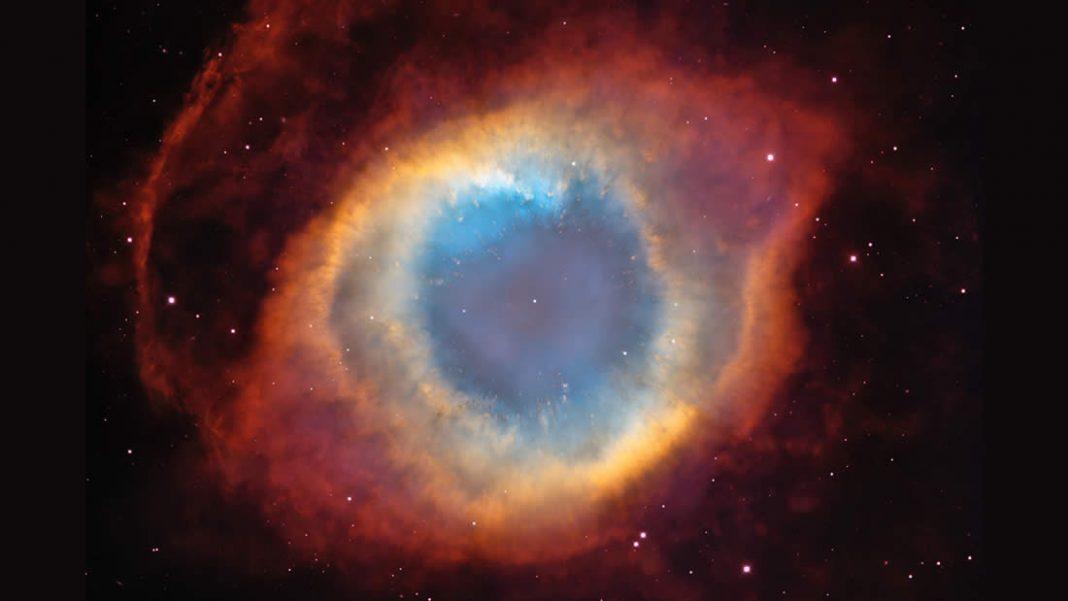 ¿Qué sucede en el espacio intergaláctico?