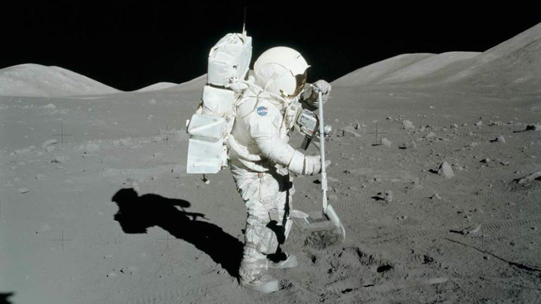 Rocas lunares desacreditan las teorías conspirativas del alunizaje
