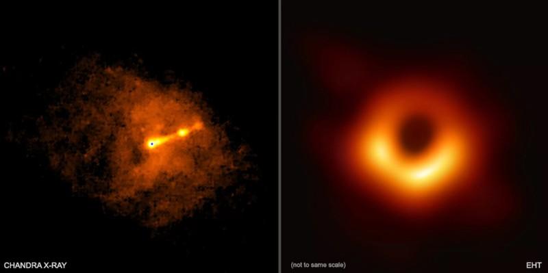 Millones de agujeros negros se esconden en nuestra galaxia