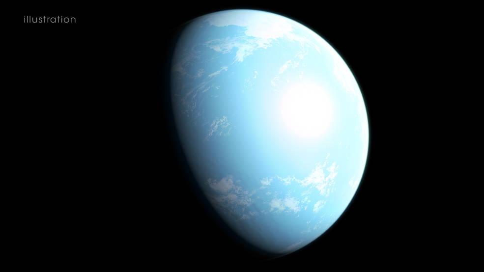 Esta supertierra «cercana» a solo 31 años luz puede ser habitable