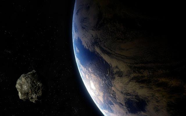 La NASA y la Agencia Espacial Europea se unen para desviar un asteroide gigante